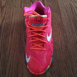 Fruity pebbles Nike's never worn